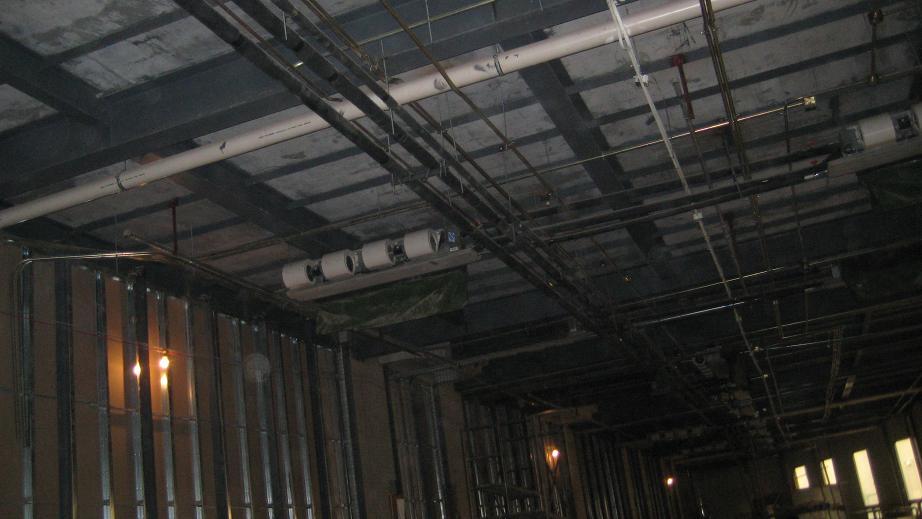 纤维水泥隔热板屋面隔热隔声板 钢结构楼板[loft夹层板]是专门满足