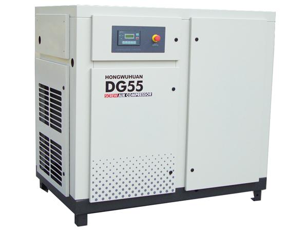 供应红五环空压机dg系列螺杆空压机图片