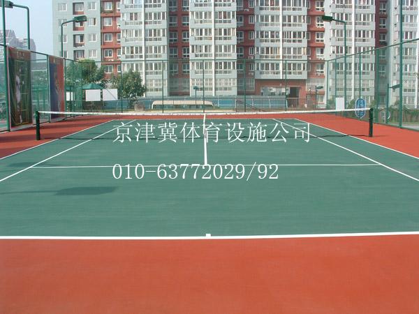 北京网球场地标准尺寸及说明生产供应商 网球场地标准尺寸