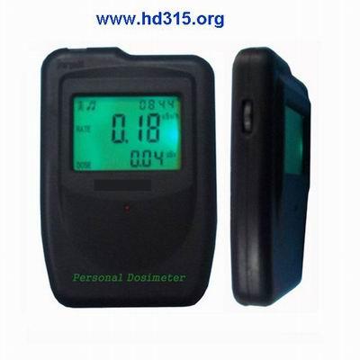 辐射类个人剂量报警器放射性检测仪X-γ辐射个人剂量当量(率批发