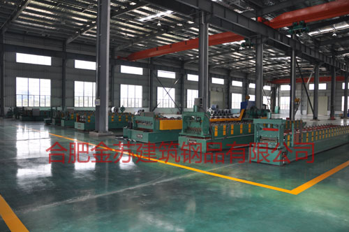 合肥金苏建筑钢品有限公司