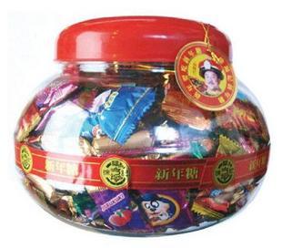 新年糖果折纸图解