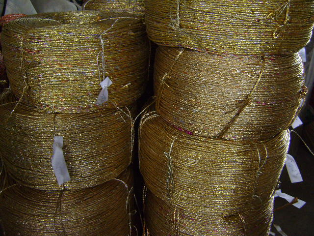 苏州电化铝绳黄金绳打包绳捆扎绳供应