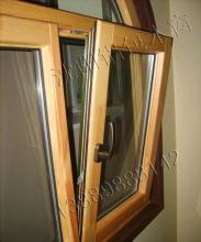 沈阳铝包木窗