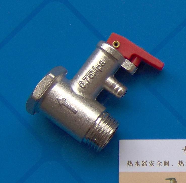 主营:             供应:电热水器安全阀电热水器专用图片