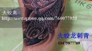 青岛纹身培训刺青图片