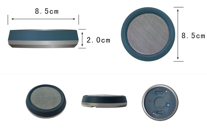 拾音器图片 拾音器样板图 PK 20N环境降噪数字拾音器 广...
