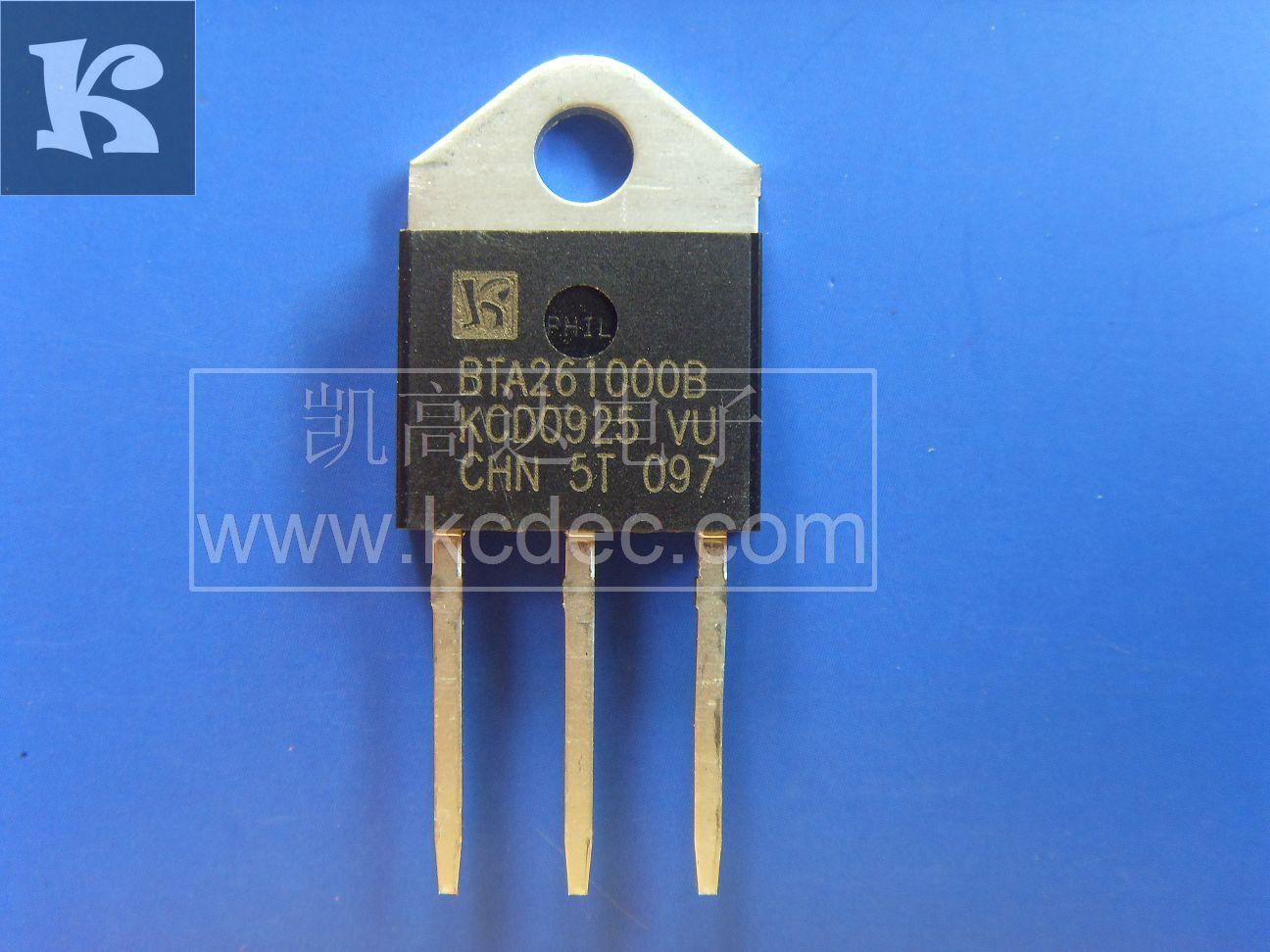 供应BTA26 1000B高压可控硅高压可控硅BTA261000B,可控...