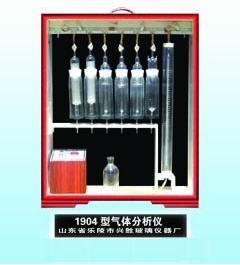 QF1904气体分析仪,QF1904奥氏气体分析仪,煤气组分分析仪图片