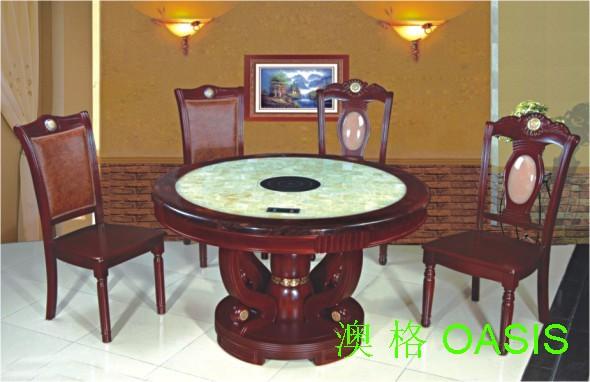 大理石餐桌图片|大理石餐桌样板图|大理石餐桌效果图
