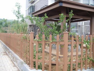 塑木篱笆栅栏