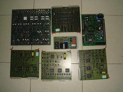 富士龙霸印刷机电路板维修报价