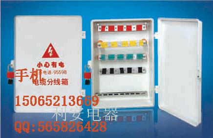 供应优质电缆分线箱图片