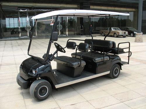 供应八座高尔夫观光车全进口配置图片