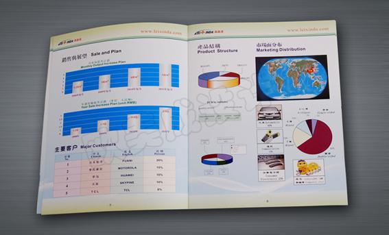 画册宣传册说明书彩页海报图片|画册宣传册说明书