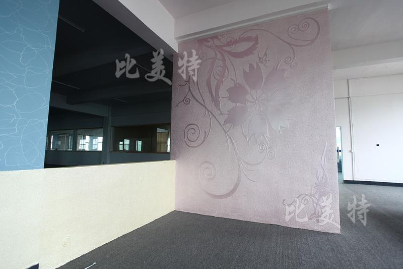 用于墙面装饰的液体壁纸装修壁材  液体壁纸多少钱 价格 效果图