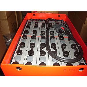 供应林德叉车电池价格-太极电源图片