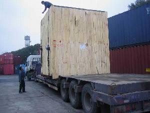 供应广州鸿吉包装公司 广州机器设备 机械设备 精密仪器包装运输