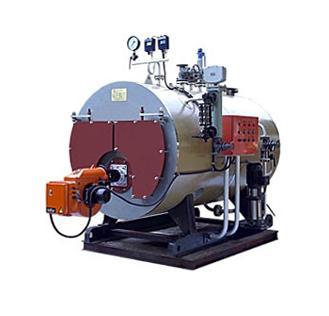 供应wns燃油气蒸汽锅炉