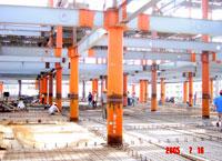 供应管钢管混凝土柱