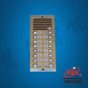 供应安居宝df10b-9381直按非可视主机