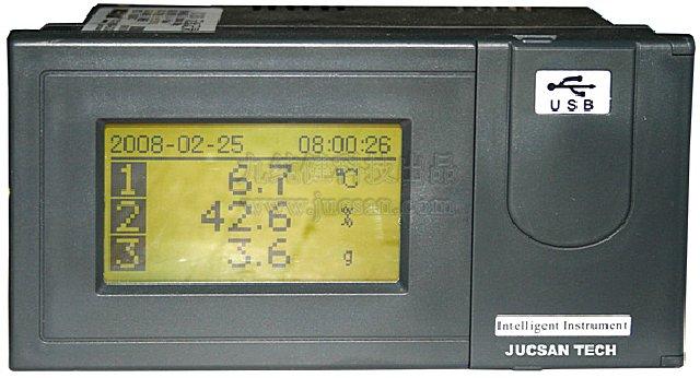 供应上海幻通JCJAX无纸记录仪