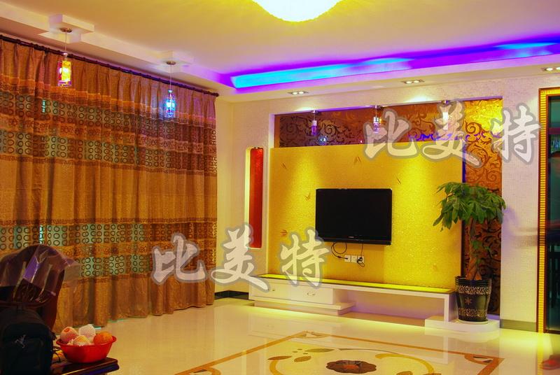 供应用于墙面装饰的液体壁纸厂家 液体壁纸价格多少钱一平方米 比美特液体壁纸厂家批发直销