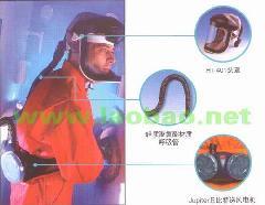 3M丘比特电动送风呼吸系统