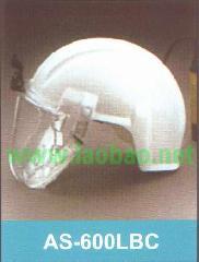 3M头盔式电动送风防尘呼吸系统