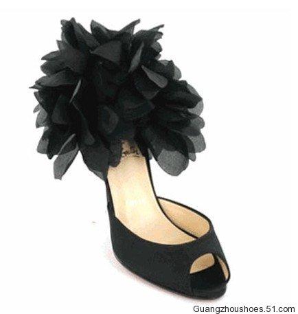 供应真皮女鞋欧美外贸时尚高跟鞋时装鞋