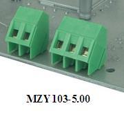 供应焊板式103-5.00端子座