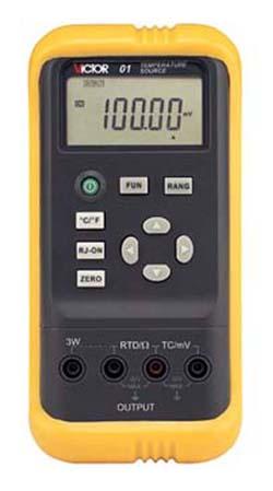 供应VICTOR01温度校验仪图片