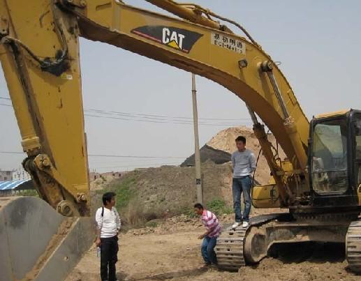 卡特挖掘机 卡特挖掘机型号大全 卡特挖掘机320d图片