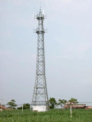 供应微波通讯塔信号发射塔-天信铁塔公司专业生产图片