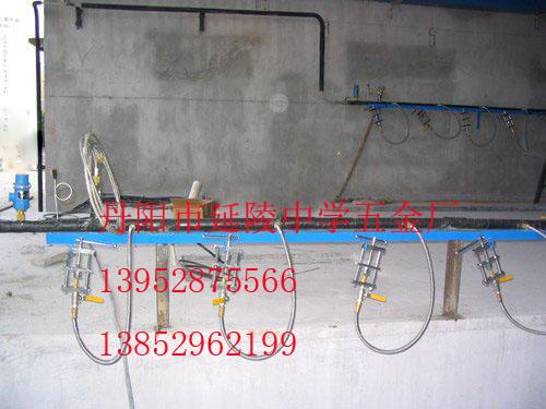 氮气气体汇流排充装台充灌台充装排集中供气系统装置