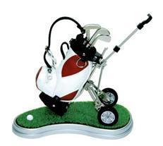 供应高尔夫笔筒  高尔夫用品  高尔夫配件