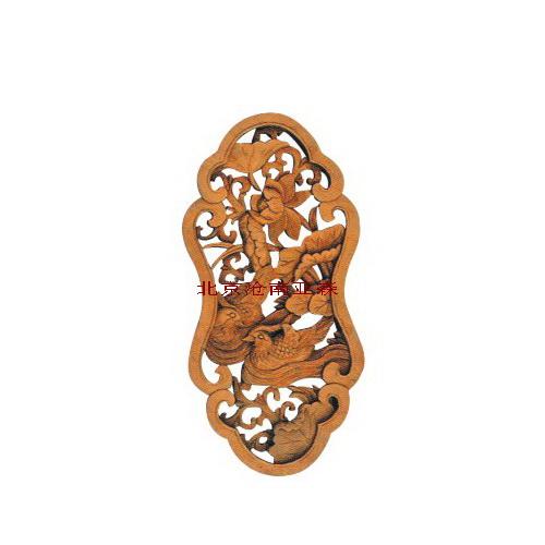 仿古精品木雕木刻图片