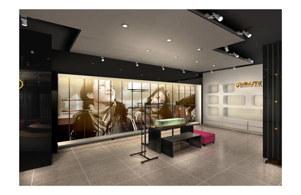 设计 供应男装店面形象专卖店卖场展厅设计 供应服装店玩具店鞋店皮具