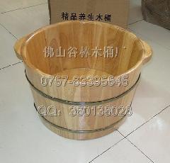 供应橡木木质足疗盆足