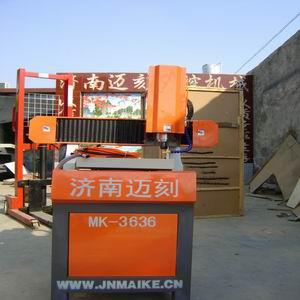 供应用于雕刻广告材料的沈阳广告雕刻,5.5KW水冷主轴,5.5翰琪前程牌主轴电机图片
