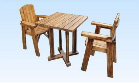 原始木头桌子图片大全