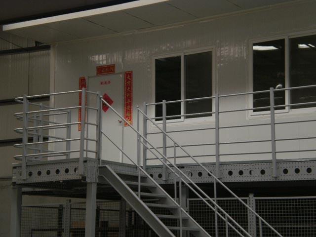 上海钢平台-上海仕毅仓储设备图片/上海钢平台-上海仕毅仓储设备样板图