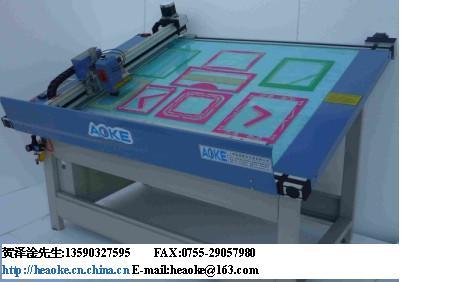 相框卡纸电脑切割机45度电脑相框卡纸机相框卡纸切割机