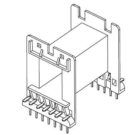 生产供应磁芯骨架ee55