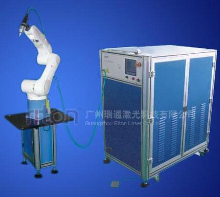 供应广州电机叶轮激光焊接机