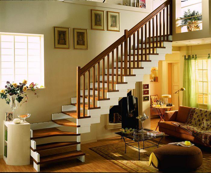 别墅楼梯装修图片,楼梯装修效果图,复式楼梯装修效果图,别墅