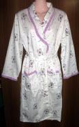 夹层印花和服系列睡袍上市啦图片