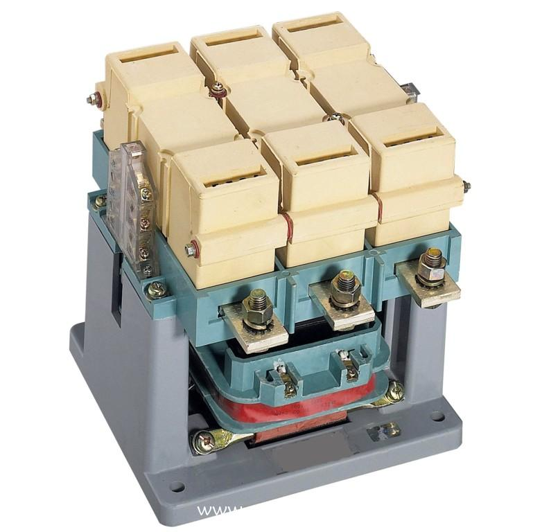 接触器图片 接触器样板图 cj20 630接触器 灵动电器厂