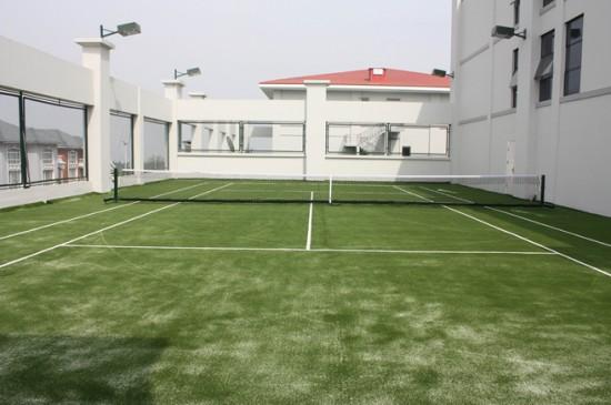 供应人造草网球场足球场篮球场施工