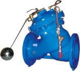 F745X隔膜式遥控浮球阀图片